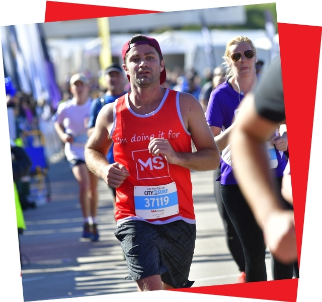 City 2 Surf - Run for MS