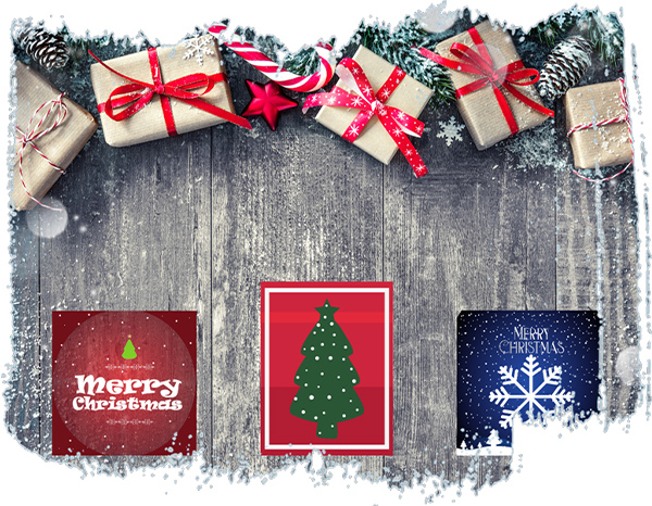 MS Charity Christmas Cards